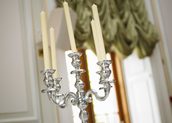 Candelabras for weddings and special occasions from Sweetly Seated.